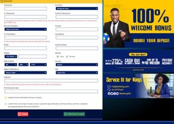 betking registration image 2