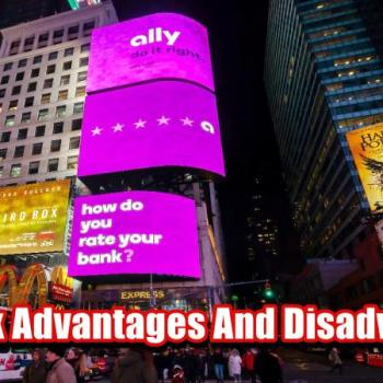 Ally Bank Advantages And Disadvantages