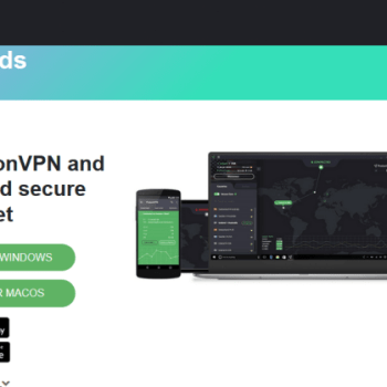 image of free ProtonVPN download
