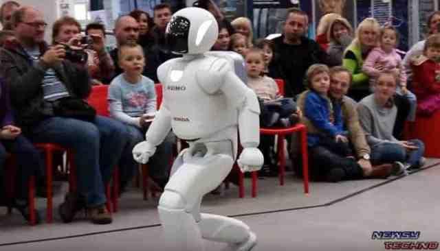 ASIMO AI Robots