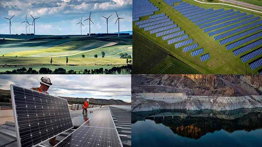 Generating Renewable Energy