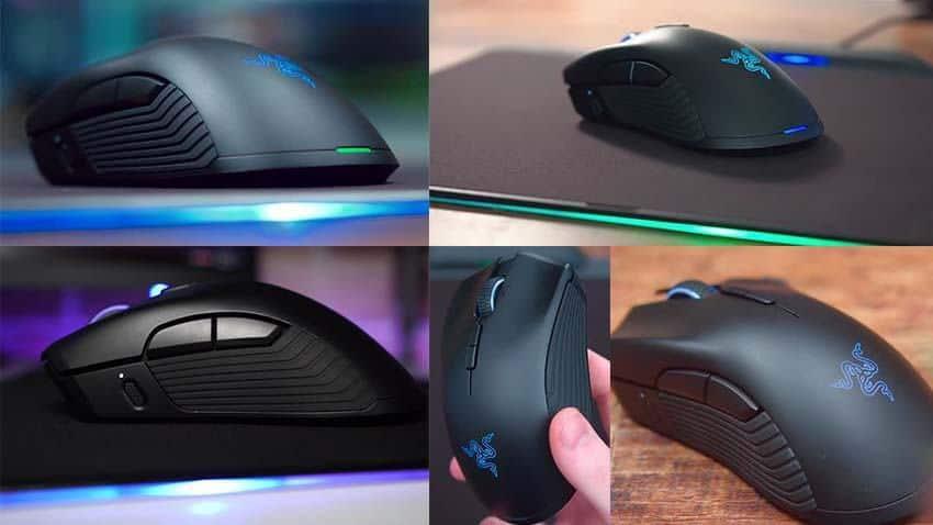 Razer Mamba HyperFlux – A Super Lightweight Wireless Mouse