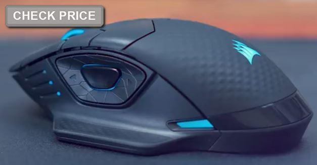 Corsair Dark Core RGB SE - computer gaming mouse