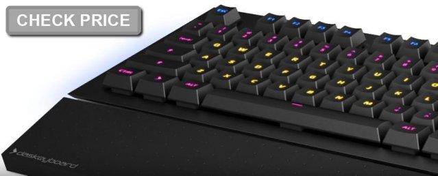 2. Das Keyboard 5Q - Best Keyboard