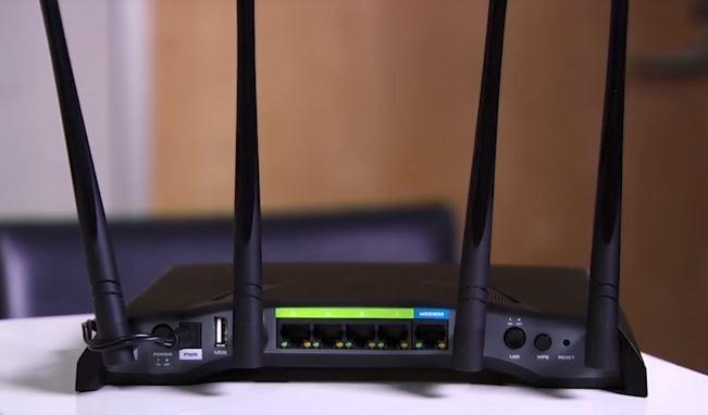 Best Wireless Routers Amped Wireless RTA2600