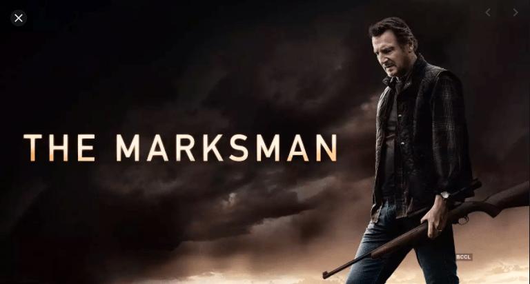 The Marksman Movie (2021) Download + Watch Online   Dual Audio   HD