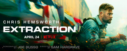 Extraction Movie (2020) Download + Watch Online | Dual Audio | 720p