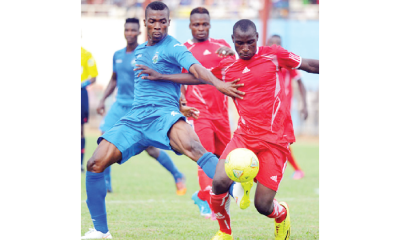 Enyimba, Insurance, Rivers Utd out of Federation's Cup