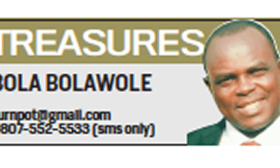 BOLA BOLAWOLE TREASURES