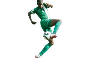 Osimhen nets brace in Wolfsburg's 8-0 victory