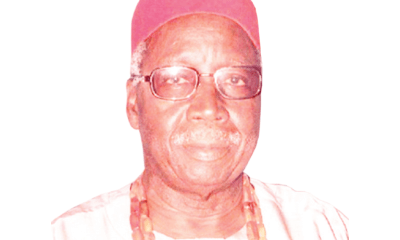 My father announced his death three hours before he passed on –Dozie Ikedife Jr.