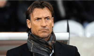 Egypt 2019: Morocco coach quits