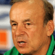 Rohr calls for focus on positives