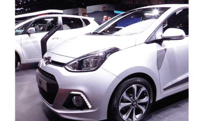 Hyundai posts strong April 2018 global sales