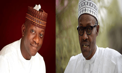 Jibrin to Buhari: Hand over to Osinbajo, nominate VP from North