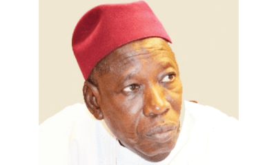 Ganduje: 29,000 farmers benefit from FADAMA II project in Kano