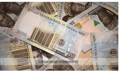 Naira weakens on falling oil prices, lower bond yields