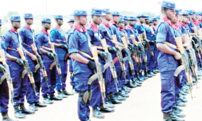 NSCDC Arrest Three For Raping Girl, 14, In Edo