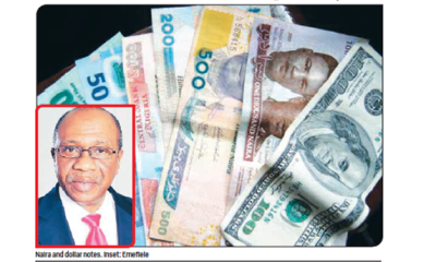 Forex intervention: CBN injects $325.5m into retail market