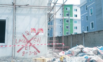 Group mulls construction of legacy buildings