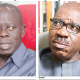 Assembly crisis: Obaseki fires eight commissioners loyal to Oshiomhole