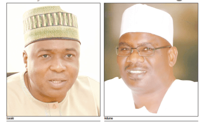 Plans to impeach Saraki alive – Ndume