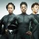 Nigerian bobsleigh team trains in Canada