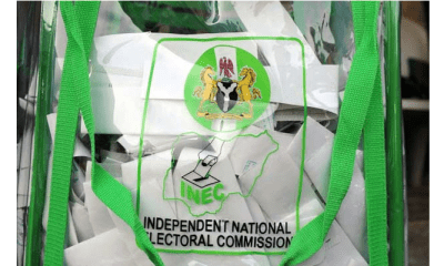 EU Observers berate INEC for lack of transparency