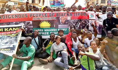 DSS arraigns Biafra leader as court remands him in prison custody