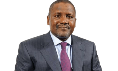 Dangote vows to fire Arsene Wenger