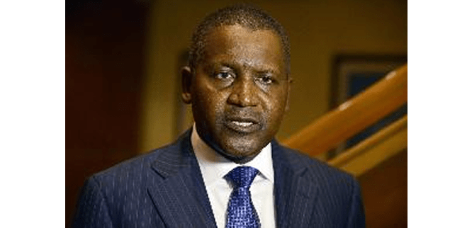 Sustainability week: Dangote unveils waste-to-wealth, recycling, tree planting initiatives - New Telegraph Newspaper