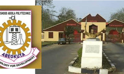 Ogun Poly student wins seven prizes, gets automatic employment