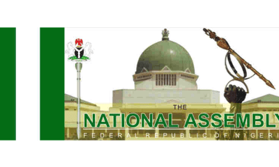 Buhari rejects N488.7bn NASS' approval for states