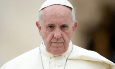 True family is that of a man and a woman –Pope