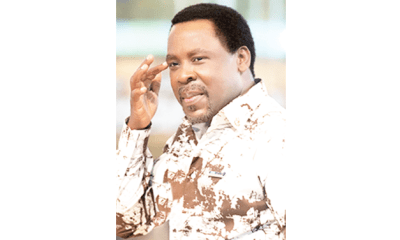 I hold no grudge against my persecutors –T B Joshua