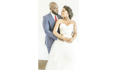 Adolphus Wabara stages classy wedding for son