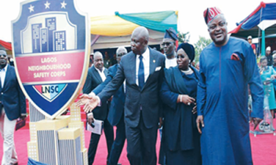 Ambode boosts community policing