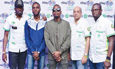 Glo mega shows kick off with #Stay Buzzin Parties in five cities