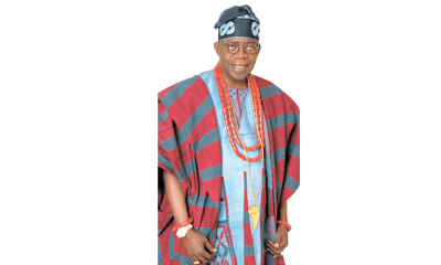 Bola Tinubu shines at 65th birthday