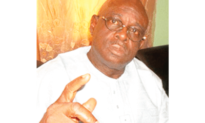 There seems to be so much in-fighting in Buhari's govt -Brig. Gen. Ikponmwen