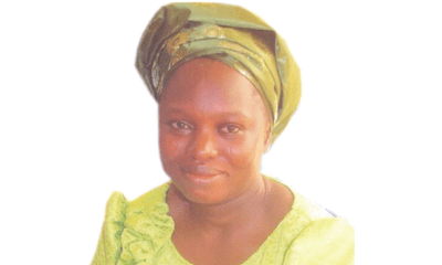 Ministers' wives should be their husbands' watchdog –Mrs. Bimpe Awomoyi