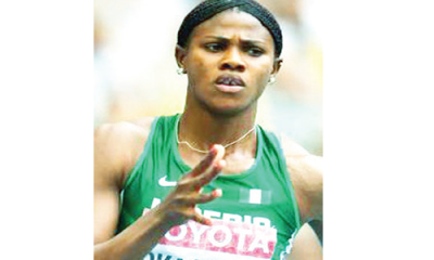 Okagbare wants more support for athletes