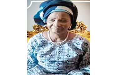 Fayose's aide, Lere Olayinka, buries mum Friday