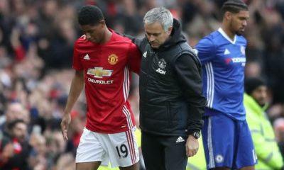 No sense in Rashford playing for England Under-21s – Mourinho