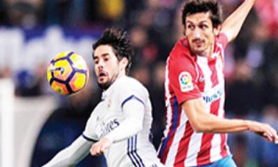 UEFA Champs League: Real, Atletico clash in semis