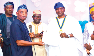 …Mushin Golden gets Charter Certificate