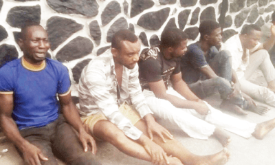 Pipeline guards, wives behind vandalism –Suspects