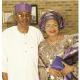 Tunji Alapinni, wife mark 36 years in matrimony