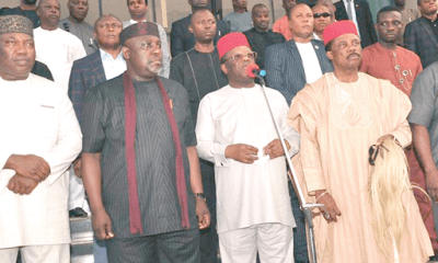 FG attacks South-East governors over fake news
