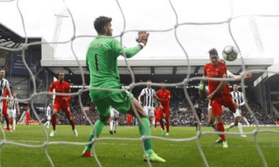 EPL: Reds squeeze past poor Baggies